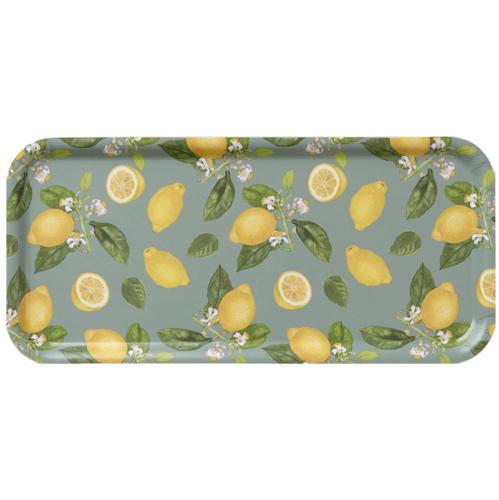 Plateau  citron