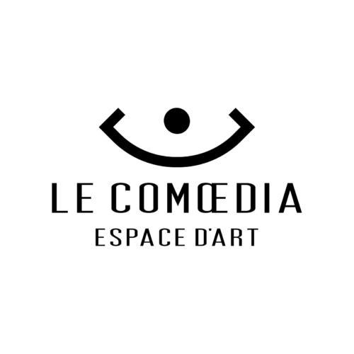 Logos ecran rvb Le comoedia logo+baseline noir rvb - Copie