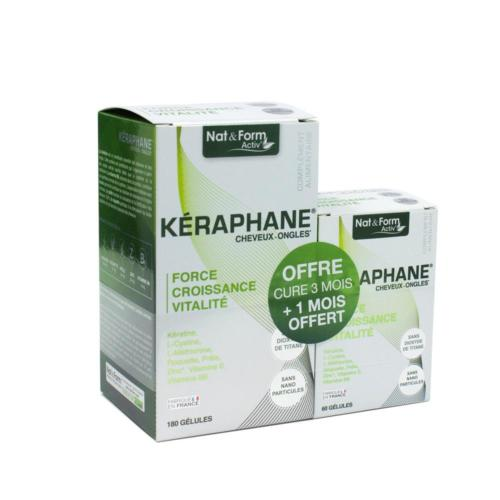 Keraphane - Ongle - Cheveux