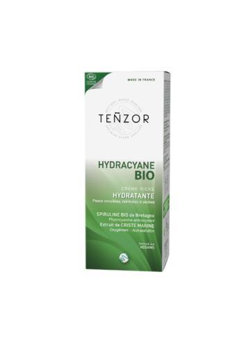 Tenzor Pack Hydracyane Bio creme riche